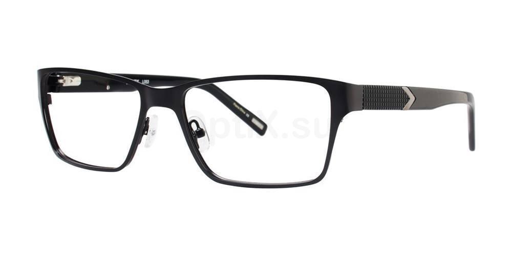 Black L053 Glasses, Timex MAX