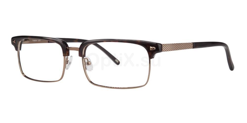 Brown L051 Glasses, Timex MAX