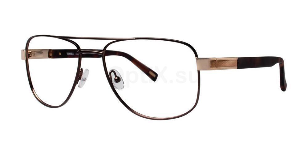 Brown L050 Glasses, Timex MAX