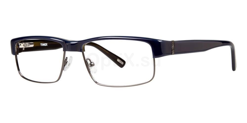 Navy L044 Glasses, Timex MAX