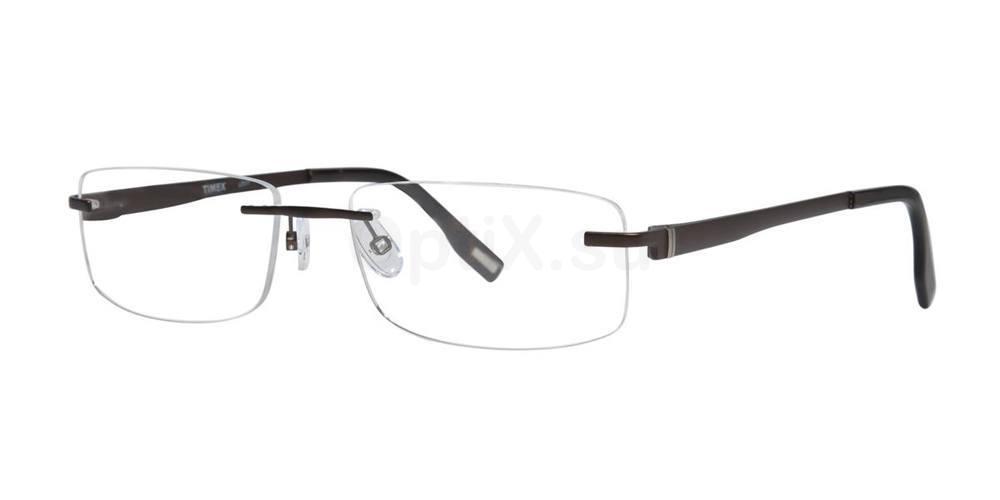 Brown L027 Glasses, Timex MAX