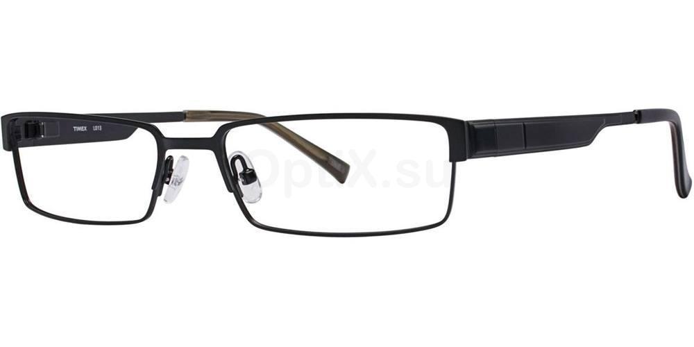 Black L013 Glasses, Timex MAX