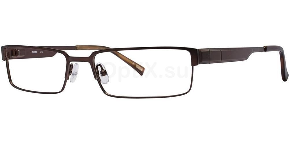 Brown L013 Glasses, Timex MAX
