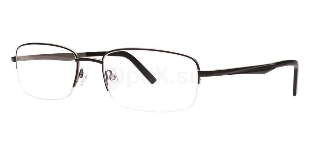 Black L036 Glasses, Timex MAX
