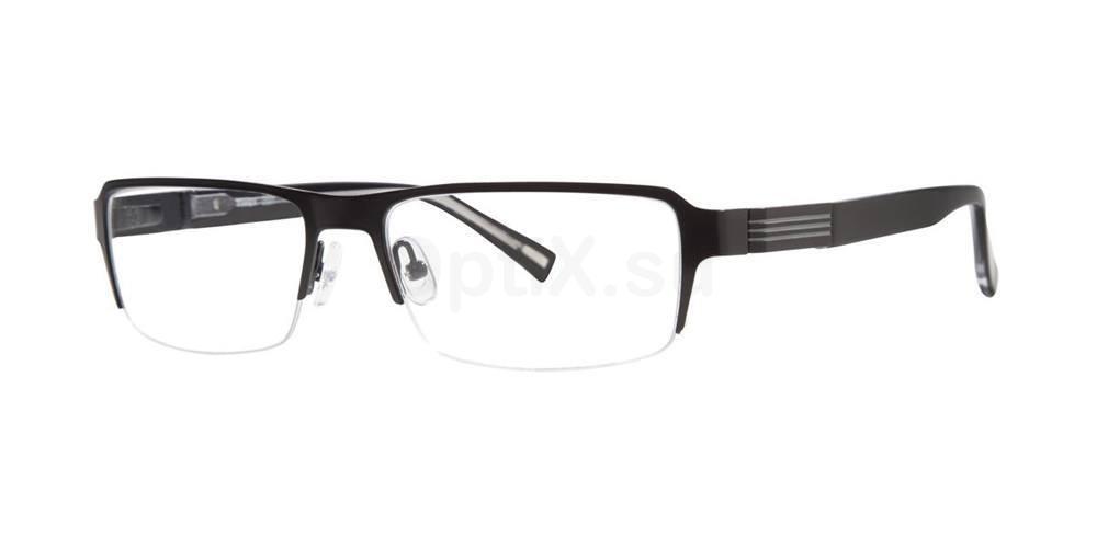 Black L031 Glasses, Timex MAX