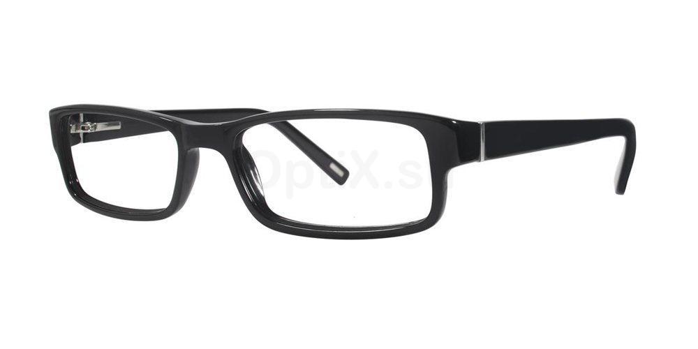 Black L033 Glasses, Timex MAX