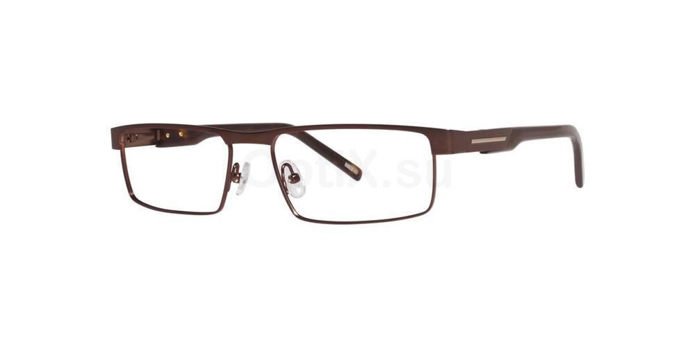 Brown L030 Glasses, Timex MAX
