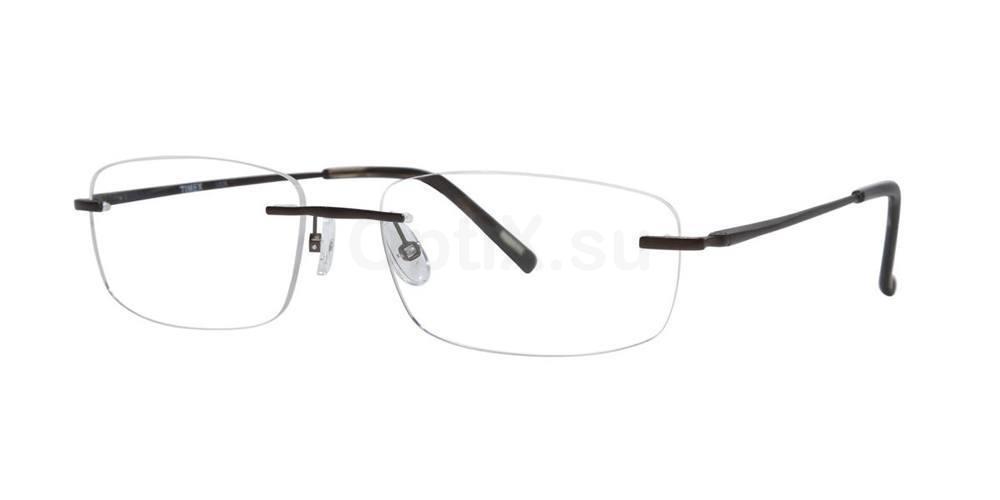 Brown L026 Glasses, Timex MAX