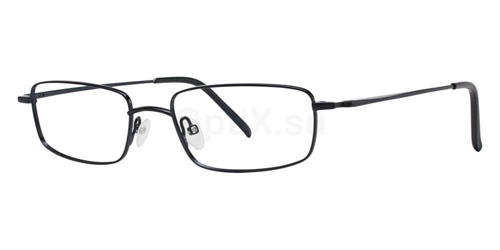 Black L019 Glasses, Timex MAX