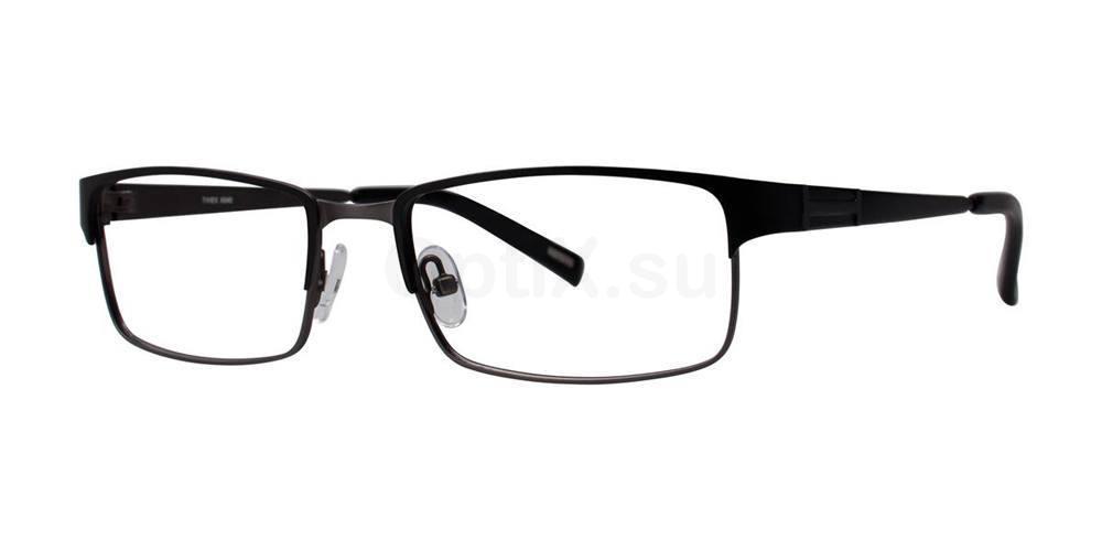 Black X040 Glasses, Timex STRETCH