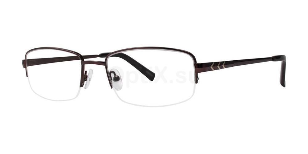 Brown X041 Glasses, Timex STRETCH
