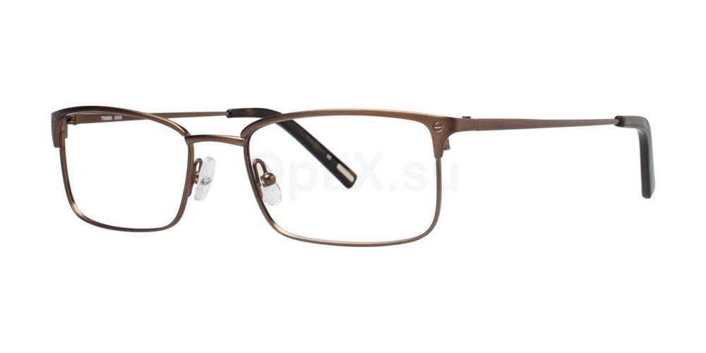 Brown X035 Glasses, Timex STRETCH