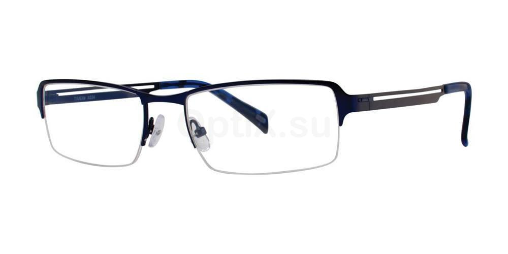 Navy X034 Glasses, Timex STRETCH