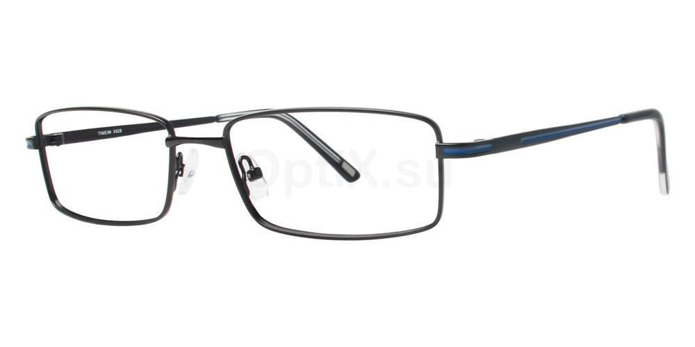 Black X028 Glasses, Timex STRETCH