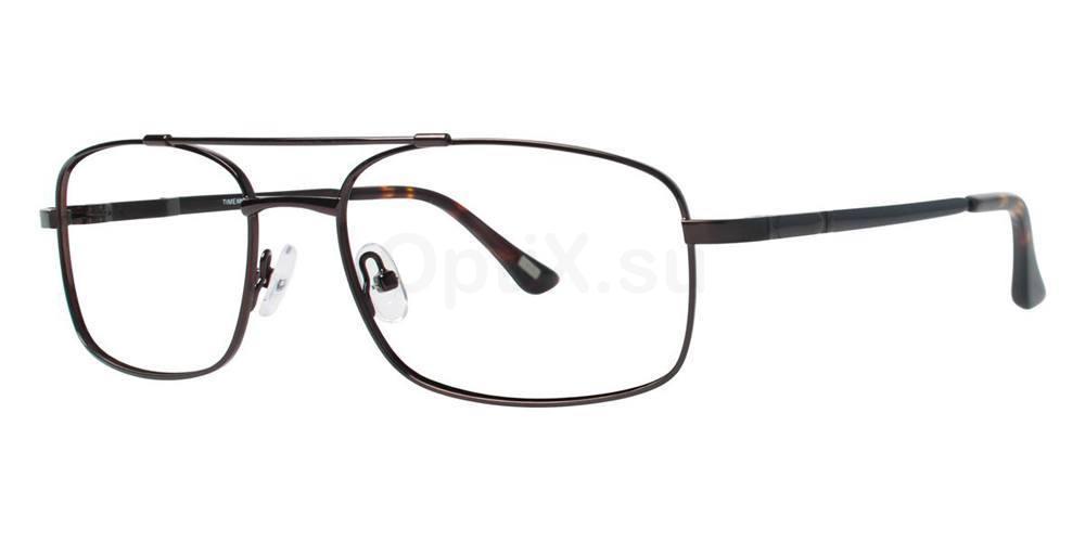 Brown X029 Glasses, Timex STRETCH