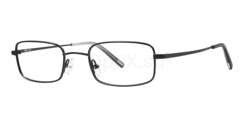 Black X026 Glasses, Timex STRETCH