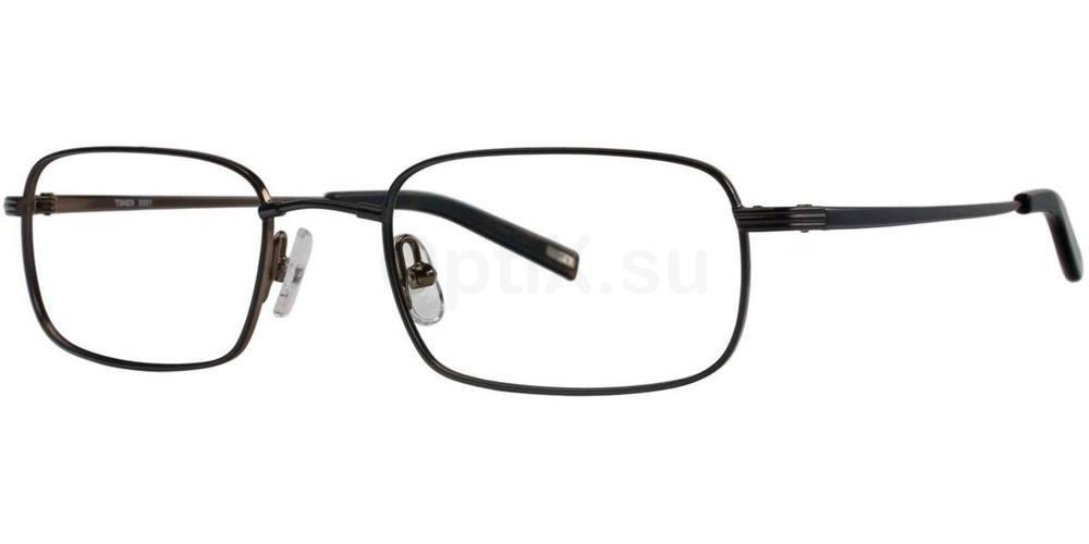 Black X001 Glasses, Timex STRETCH