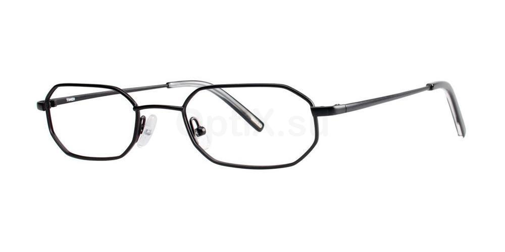 Black X025 Glasses, Timex STRETCH