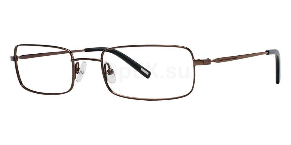 Brown X019 Glasses, Timex STRETCH