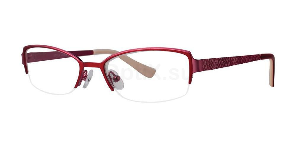 Cherry GLOBE-TROTTER Glasses, STYLE by Timex