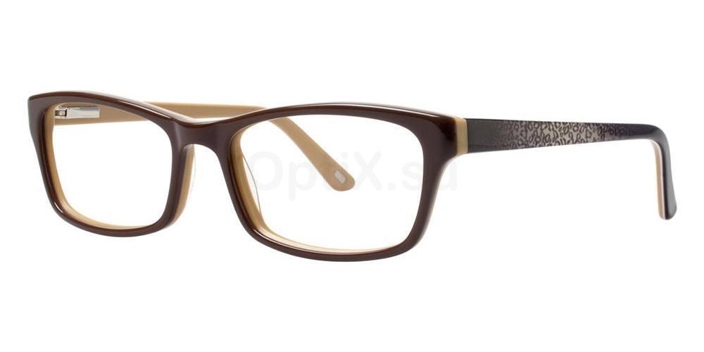 Brown GETAWAY Glasses, STYLE by Timex