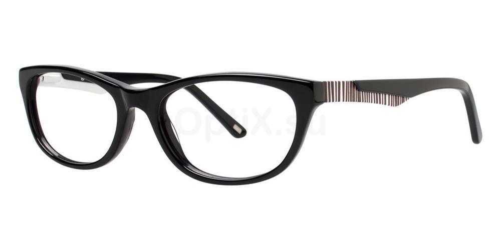 Black CARAVAN Glasses, STYLE by Timex