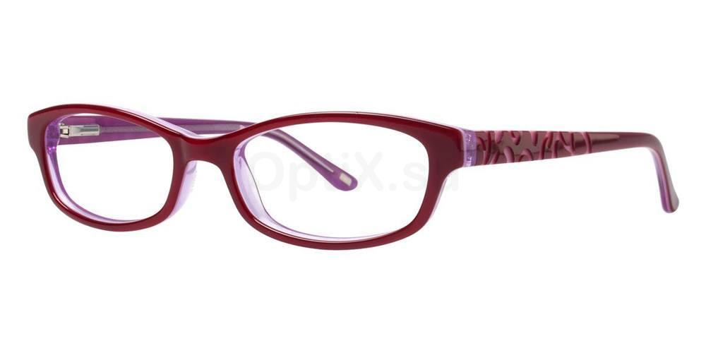 Burgundy TOUR Glasses, STYLE by Timex
