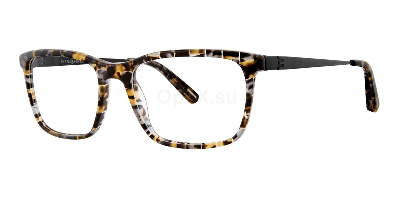 Olive Square Boxplot Glasses, Jhane Barnes