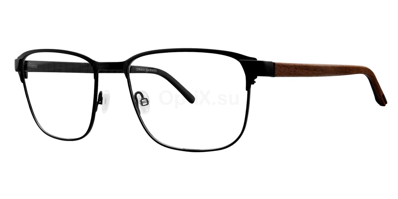 Black Compound Glasses, Jhane Barnes