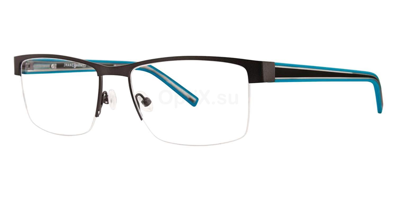 Black Substitution Glasses, Jhane Barnes