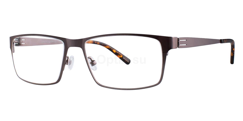 Gunmetal Asymptote Glasses, Jhane Barnes