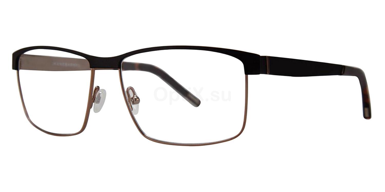 Black Consistent Glasses, Jhane Barnes