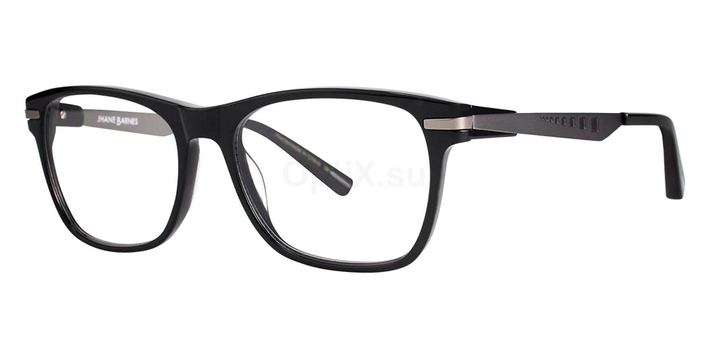 Black Quartiles Glasses, Jhane Barnes