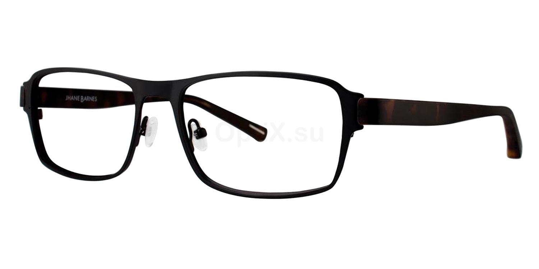 Black Firewall Glasses, Jhane Barnes