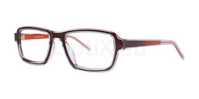 Brown Set Glasses, Jhane Barnes