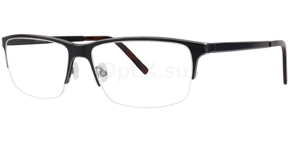 Black Remainder Glasses, Jhane Barnes