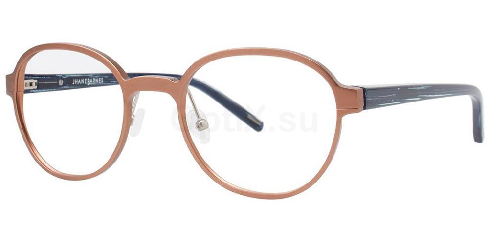 Brown Sphere Glasses, Jhane Barnes