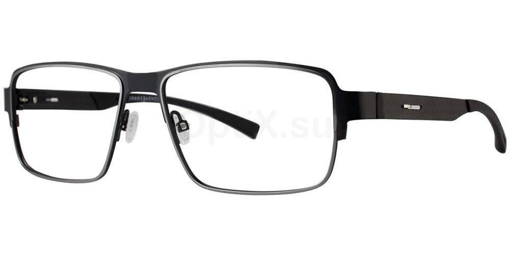 Black Quantitative Glasses, Jhane Barnes