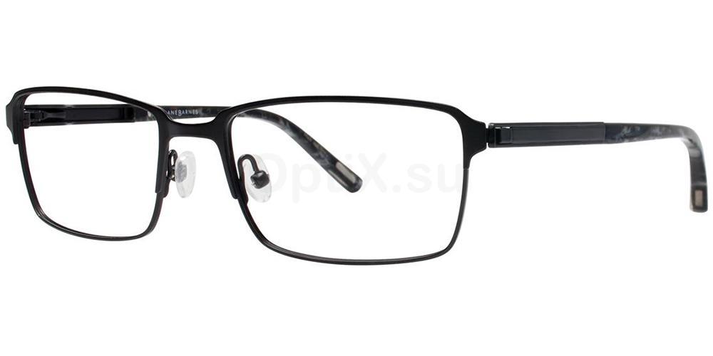 Black Nomial Glasses, Jhane Barnes