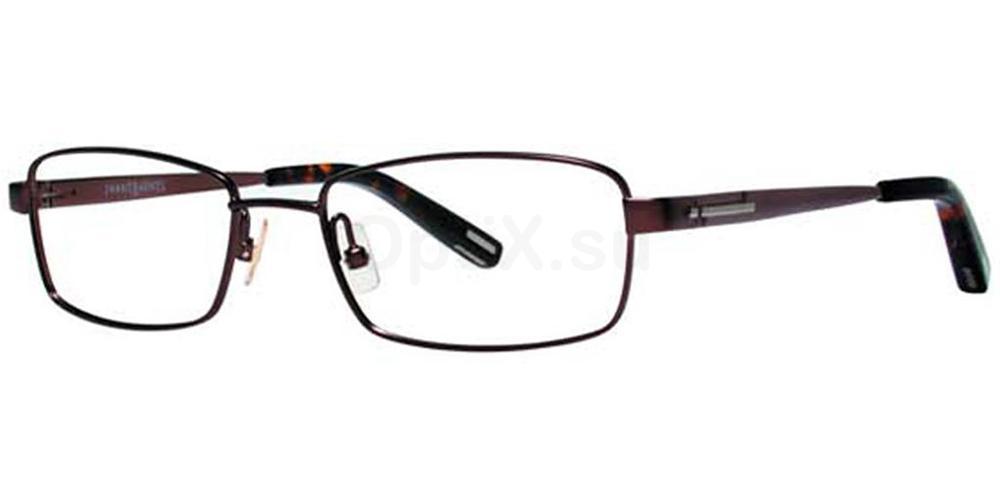 Brown Skew Glasses, Jhane Barnes