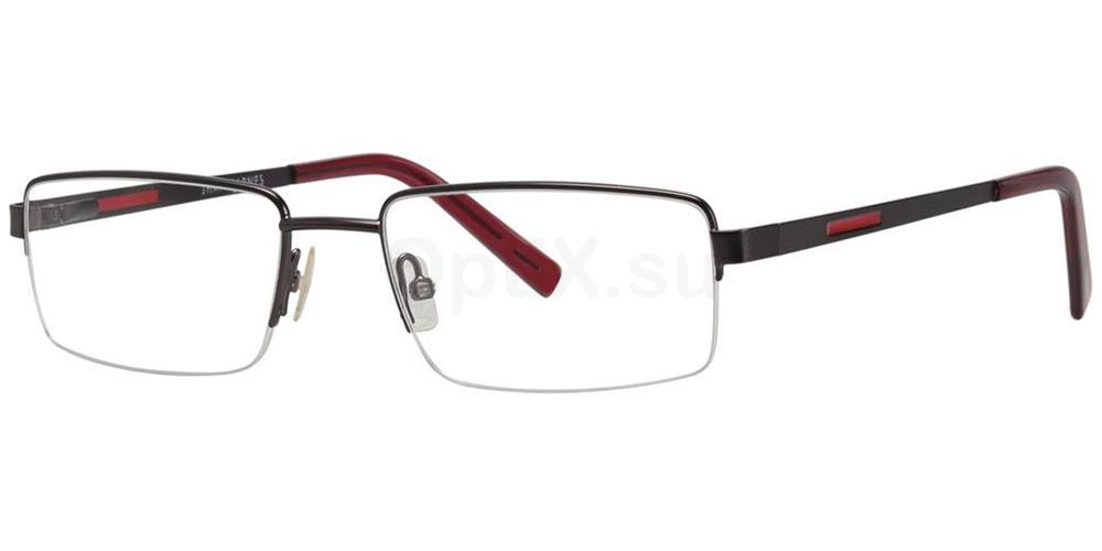 Gunmetal Measure Glasses, Jhane Barnes