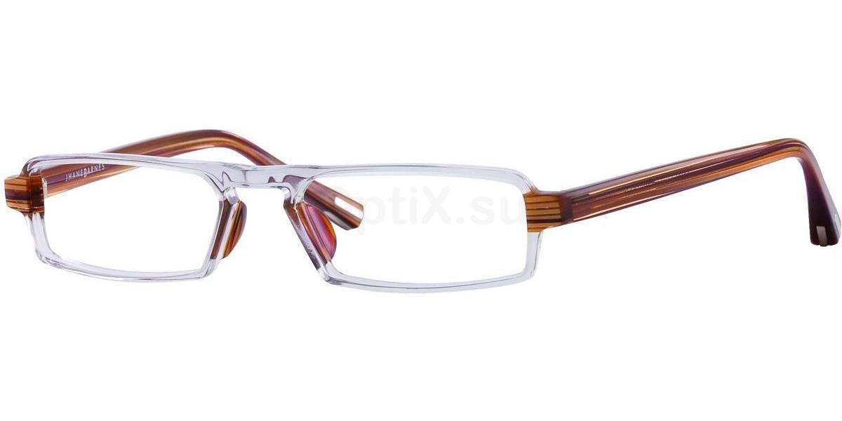 Orange Factor Glasses, Jhane Barnes