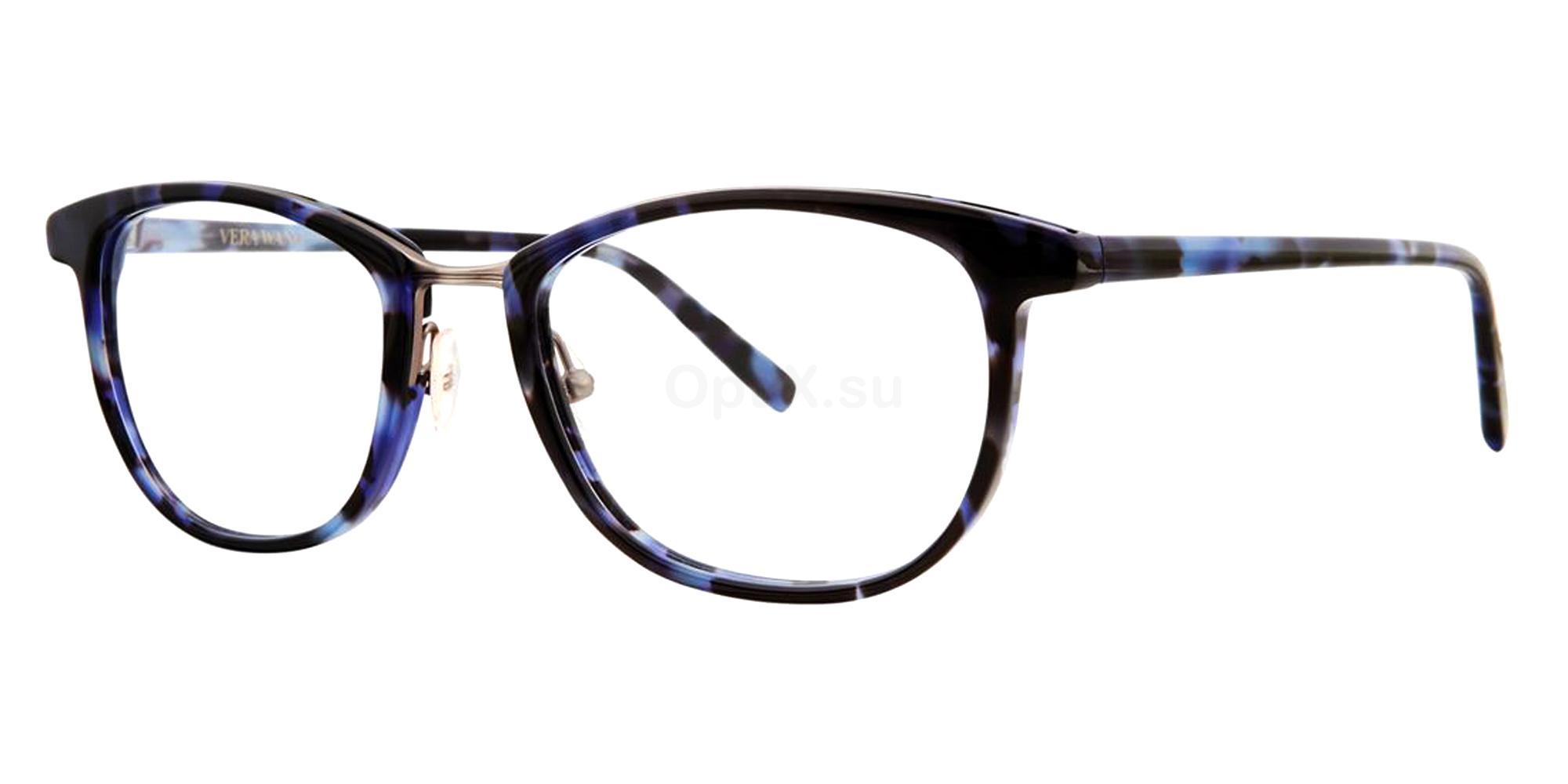 Azure VA30 Glasses, Vera Wang Alternative Fit