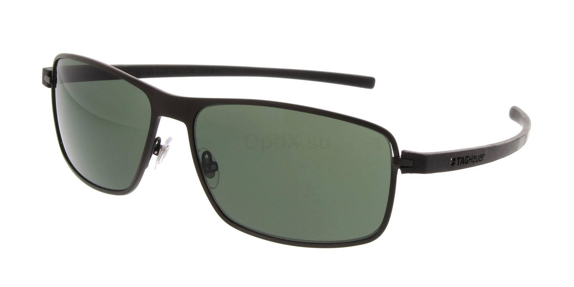 301 Reflex 3 Rimmed 3981 Sunglasses, TAG Heuer