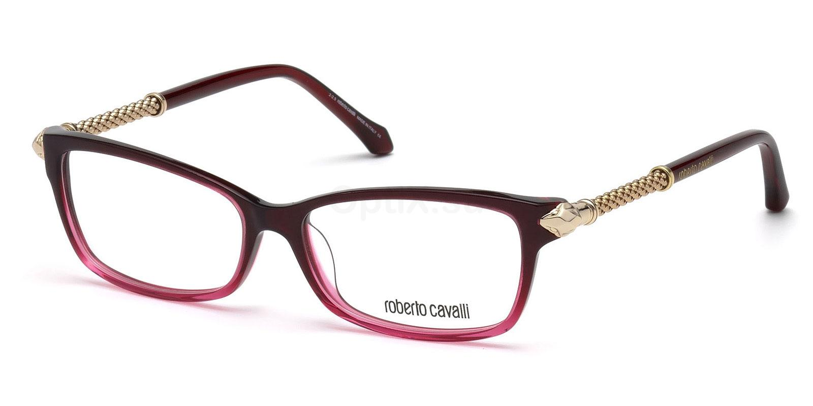 068 RC5020 Glasses, Roberto Cavalli