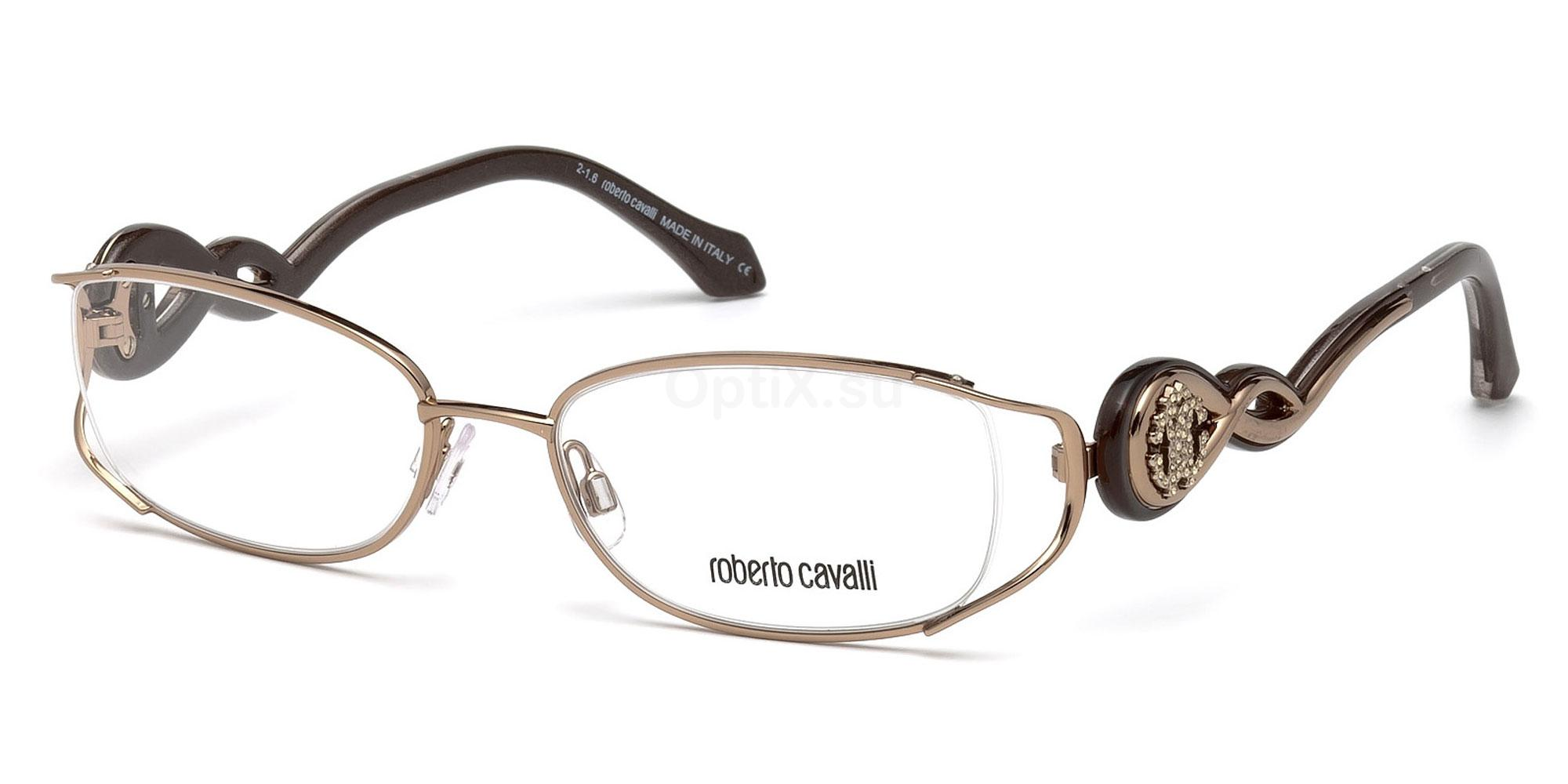 034 RC5028 Glasses, Roberto Cavalli