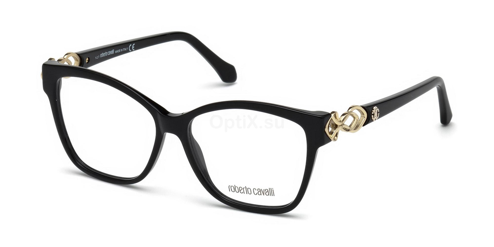 001 RC5063 Glasses, Roberto Cavalli