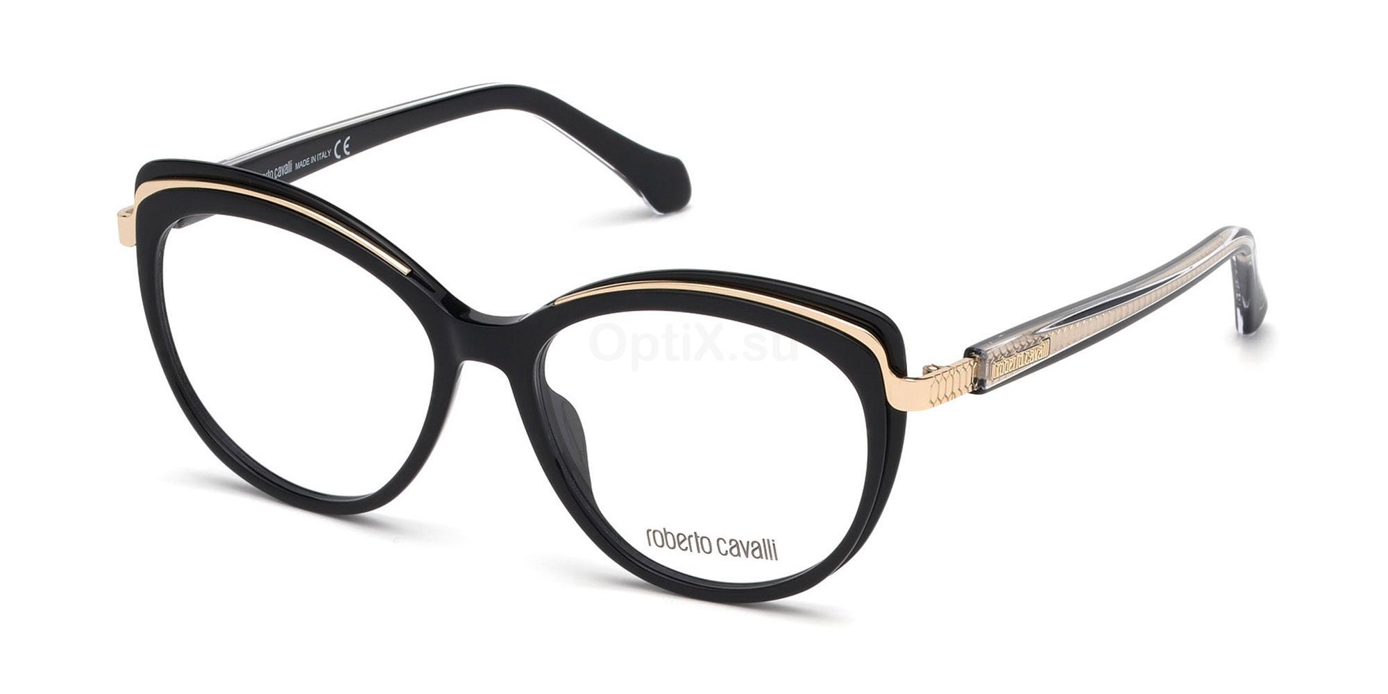 001 RC5077 Glasses, Roberto Cavalli