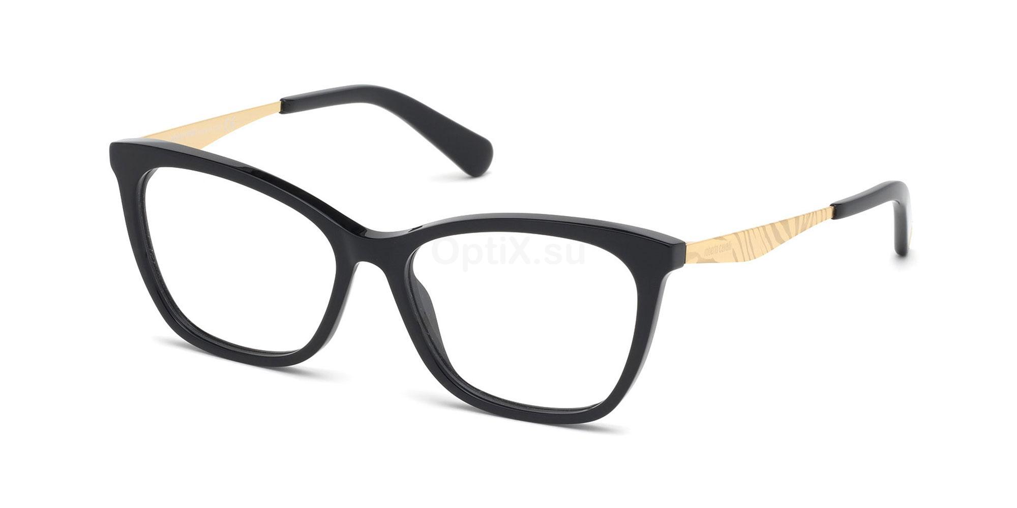 001 RC5095 Glasses, Roberto Cavalli