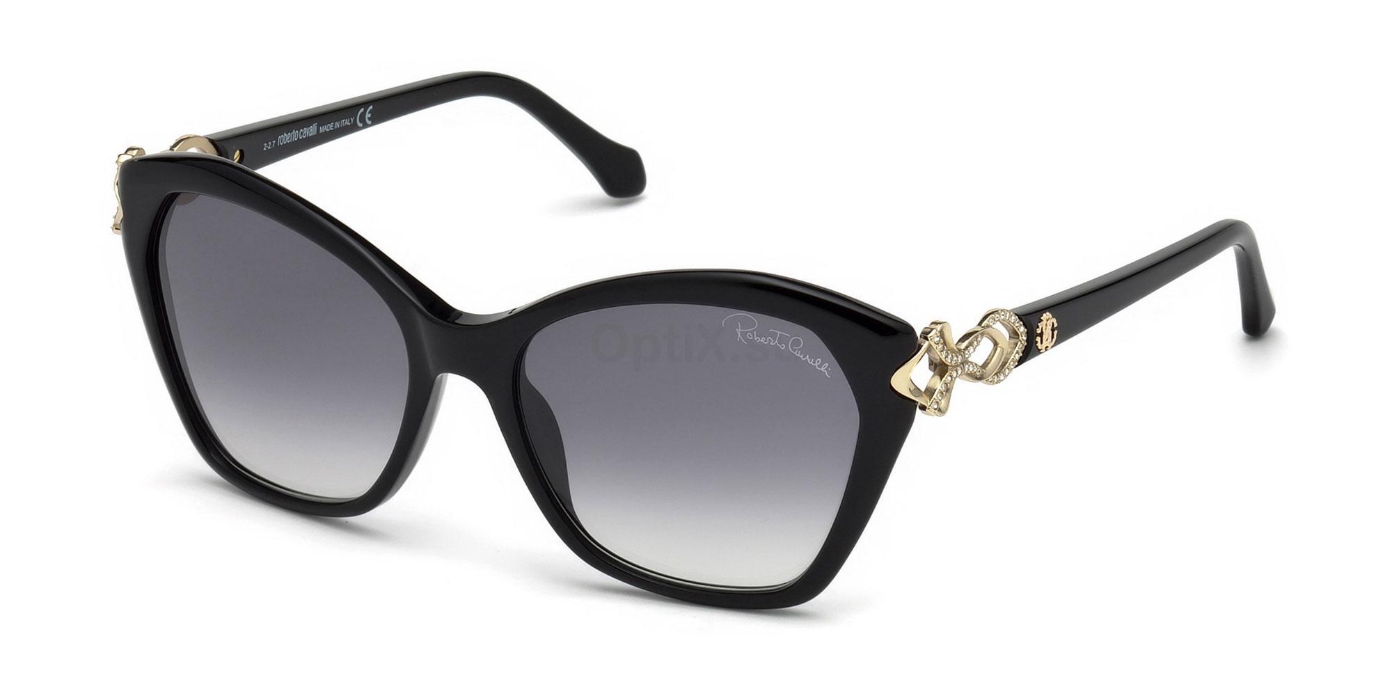 01B RC1077 Sunglasses, Roberto Cavalli